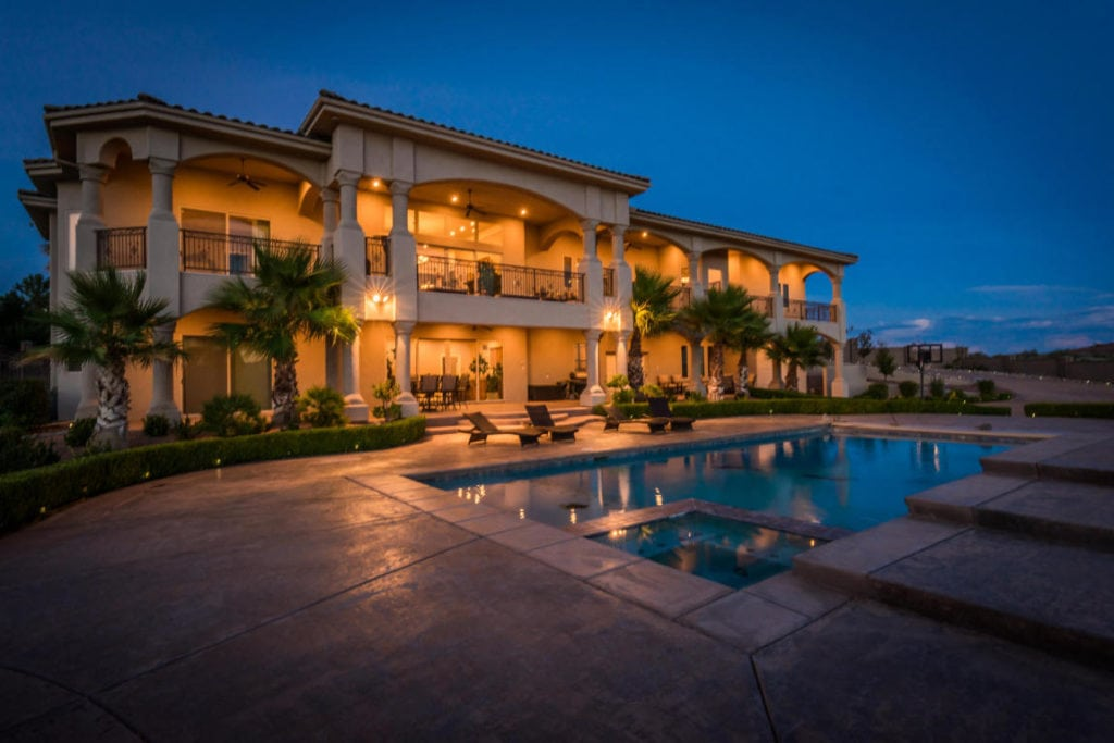 High End Luxury Home in St. George, Utah