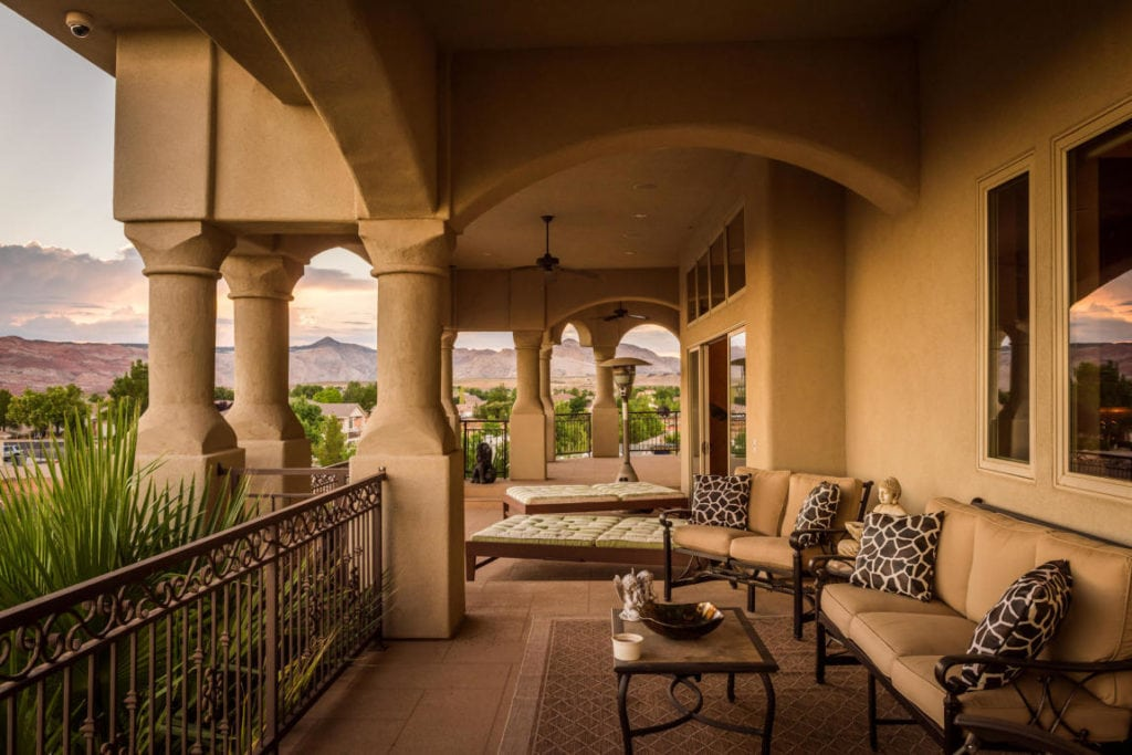 Luxury Outdoor Desert Living