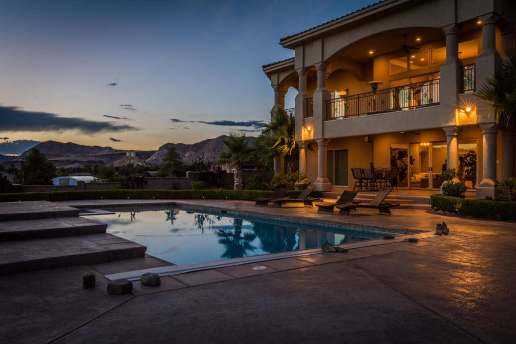 Luxury Estate in Southern Utah