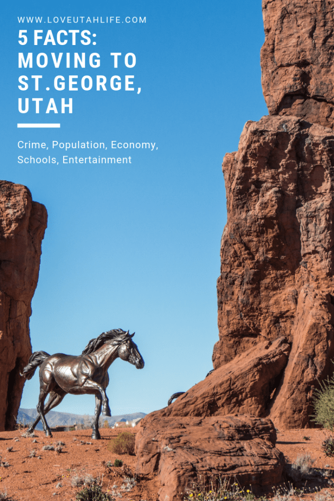 5 facts about moving to st. George utah