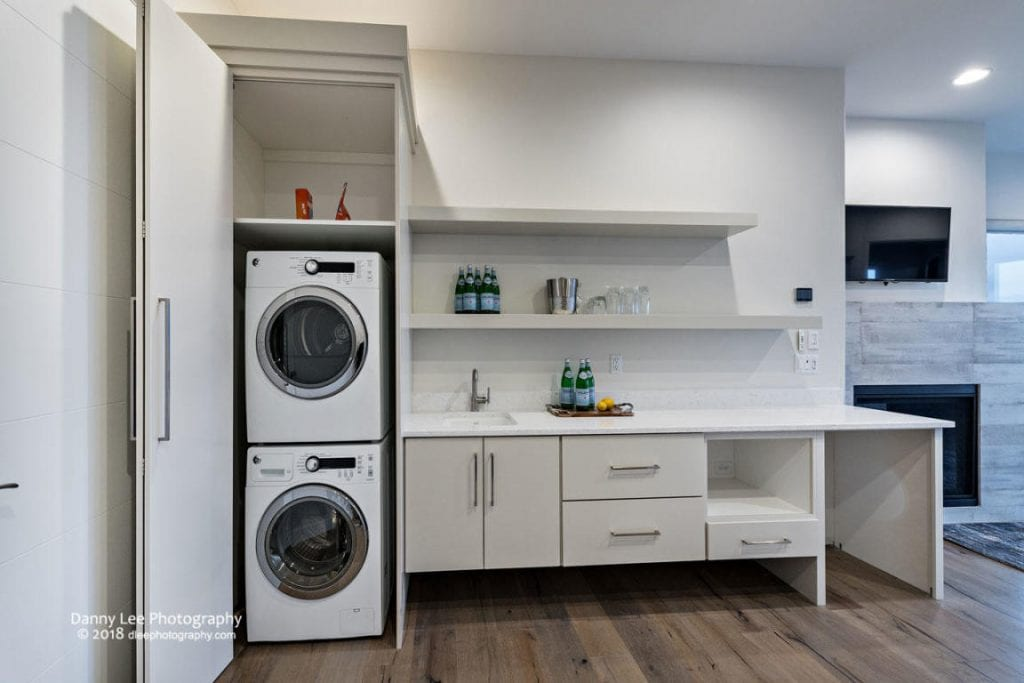 laundry in guest