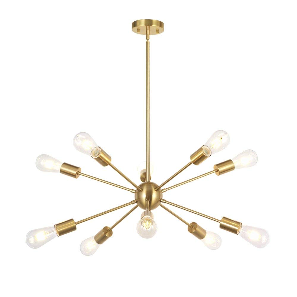 sputnik chandelier amazon prime