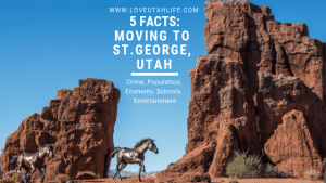 Moving to st. George, Utah
