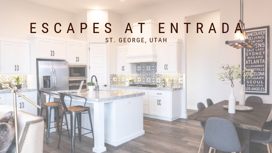 Escapes at Entrada Homes