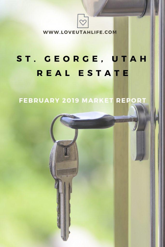 st. george, utah real estate market