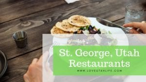 st. george utah restaurants