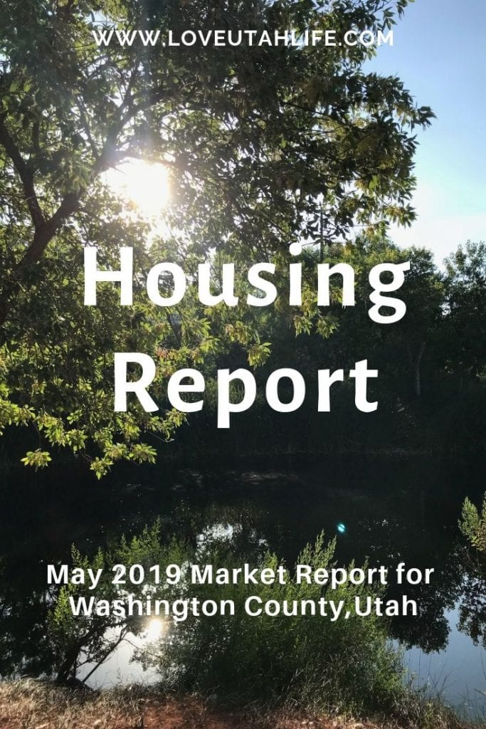st. george utah housing report