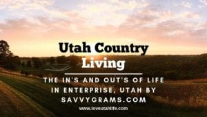 utah country living