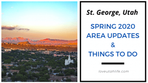 st. george utah things to do