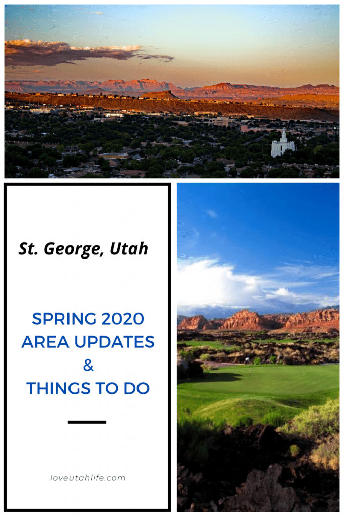 st. george utah things to do spring 2020
