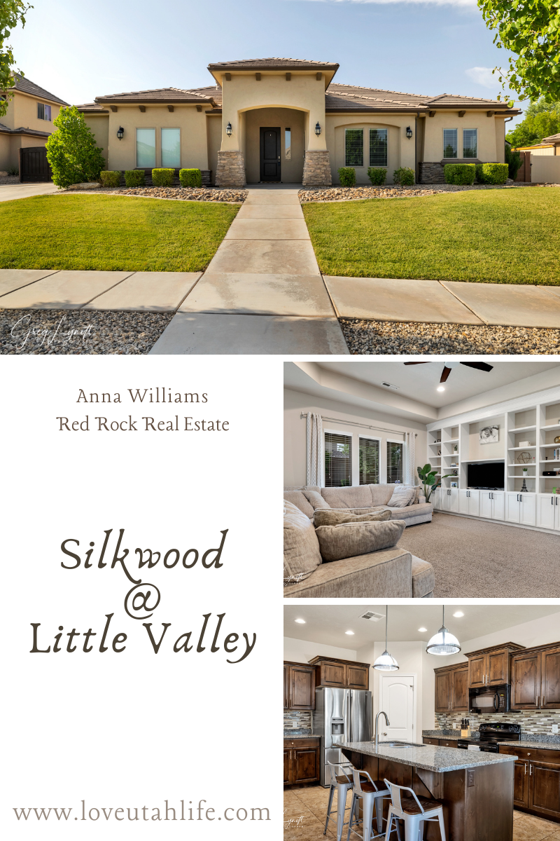 Silkwood at Little Valley Home For Sale St. George Utah